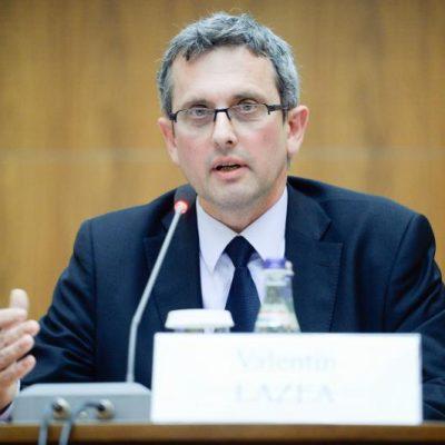 Conferinţa ALB România. Valentin Lazea, BNR: Un număr mic de bănci s-au trezit la realitate să educe clienţii. Mă îndoiesc că IFN-urile vor asta