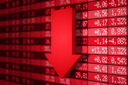 """Deciziile politice lovesc Bursa de Valori care înregistrează căderi record. """"Taxa pe lăcomie"""" va crește comisioanele și marjele fixe practicate de bănci"""