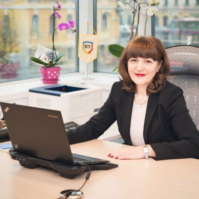 """Gabriela Nistor, Banca Transilvania: """"Limitarea gradului de îndatorare va domoli ritmul de creștere a creditării"""""""