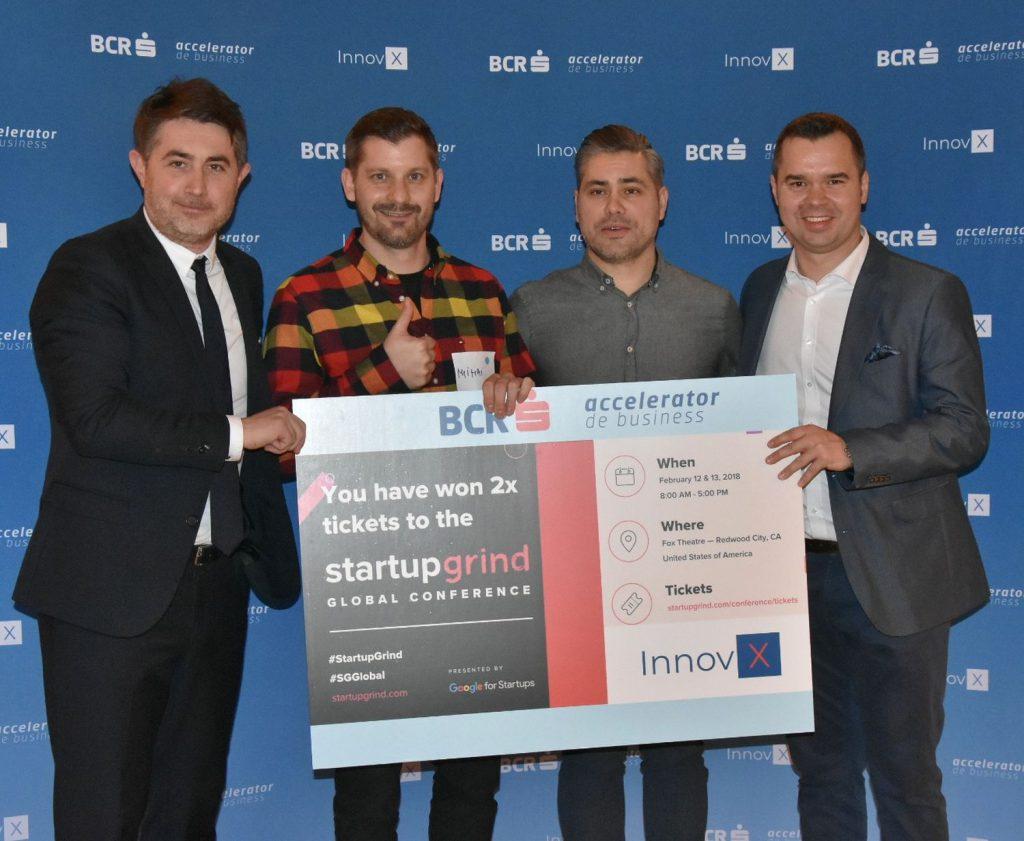BCR lansează primul accelerator de business cu expertiză globală dedicat start-up-urilor și IMM-urilor românești care inovează prin tehnologie