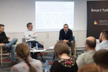 Banca Transilvania şi Smart Bill au lansat Smart Talks, serie de întâlniri dedicate antreprenorilor