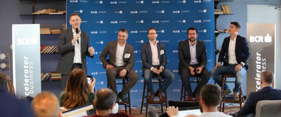 BCR anunță primele 10 start-up-uri din tehnologie care vor face parte din Acceleratorul BCR-InnovX