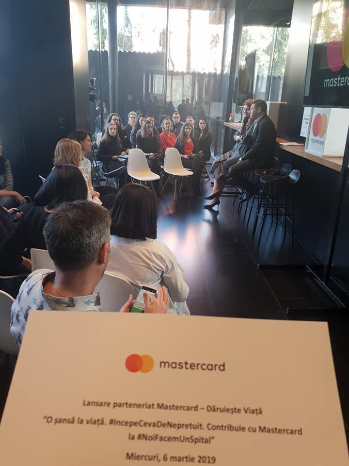 Mastercard donează un milion de euro pentru construcția primului spital de oncologie și radioterapie pediatrică din România