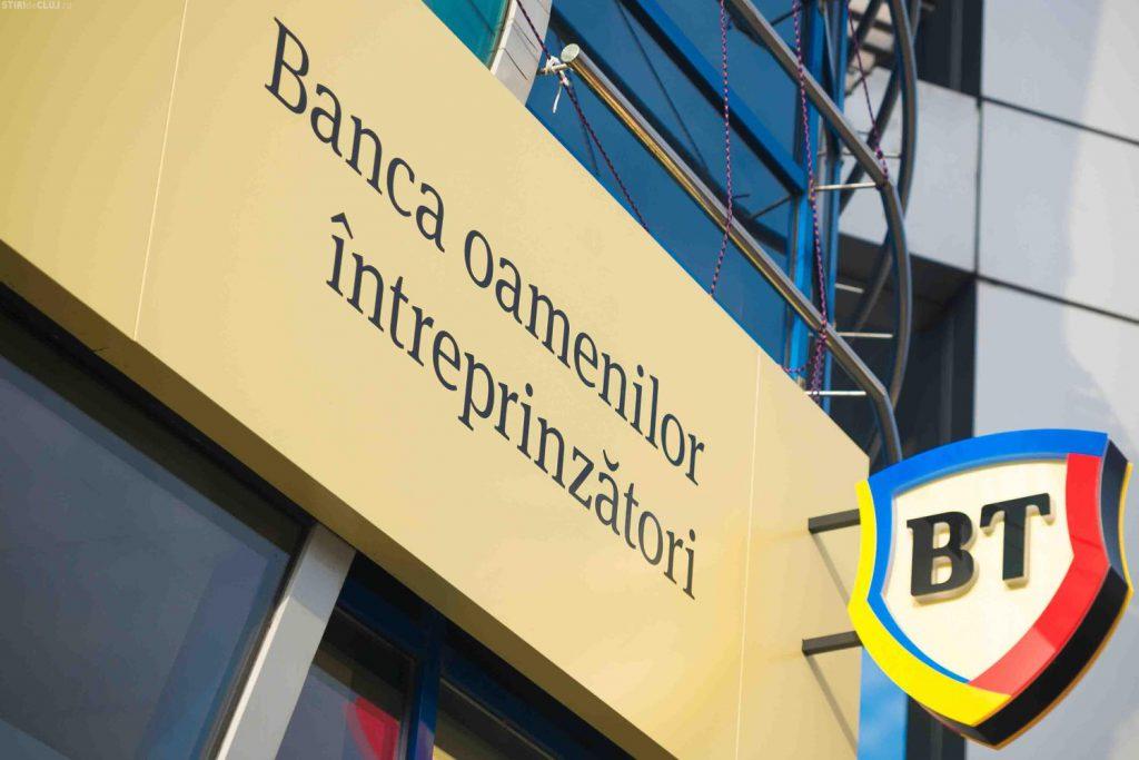 Banca Transilvania, creştere solidă a creditării în primele trei luni din 2019. Profitul net a fost de peste 436 milioane lei