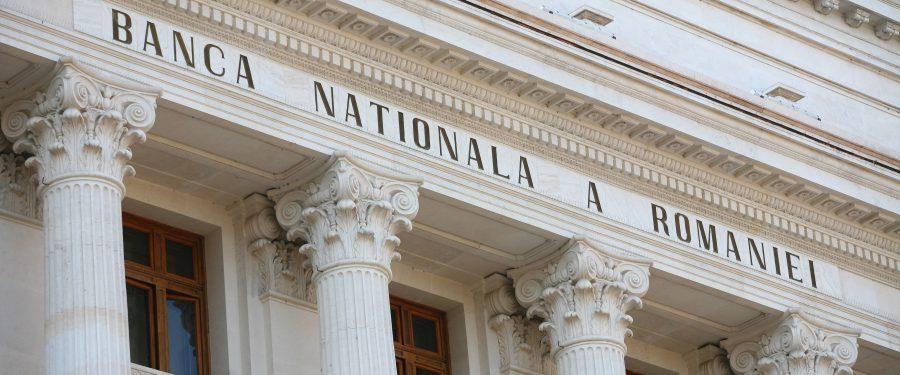 BNR publică pe 2 mai noul indice trimestrial pentru creditele acordate consumatorilor
