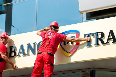 Banca Transilvania a făcut în primul trimestru un profit de 436 milioane lei, în creștere cu aproape 20% față de anul trecut