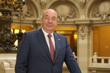 Radu Ghețea și-a încheiat mandatul la CEC Bank. Valentin Tiberiu Mavrodin este noul Preşedinte al Consiliului de Administraţie
