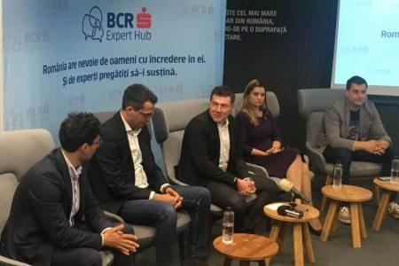 BCR va lansa anul acesta plata cu telefonul mobil și se așteaptă să depășească cifra de 700.000 de utilizatori pentru platforma George