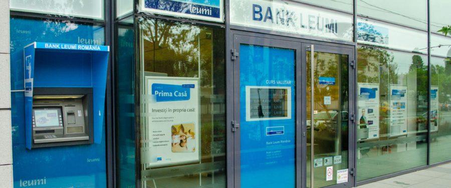 Consiliul Concurenței analizează preluarea Leumi Bank de către First Bank