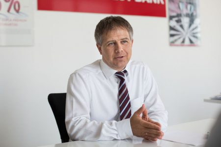 Oficial: Lazlo Diosi părăsește conducerea OTP Bank, fiind înlocuit cu Gyula Fatér
