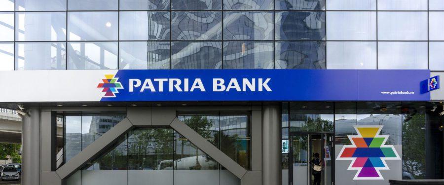 Profit net de 2,8 milioane de lei și 342 milioane de lei credite acordate în prima jumătate a anului pentru Patria Bank