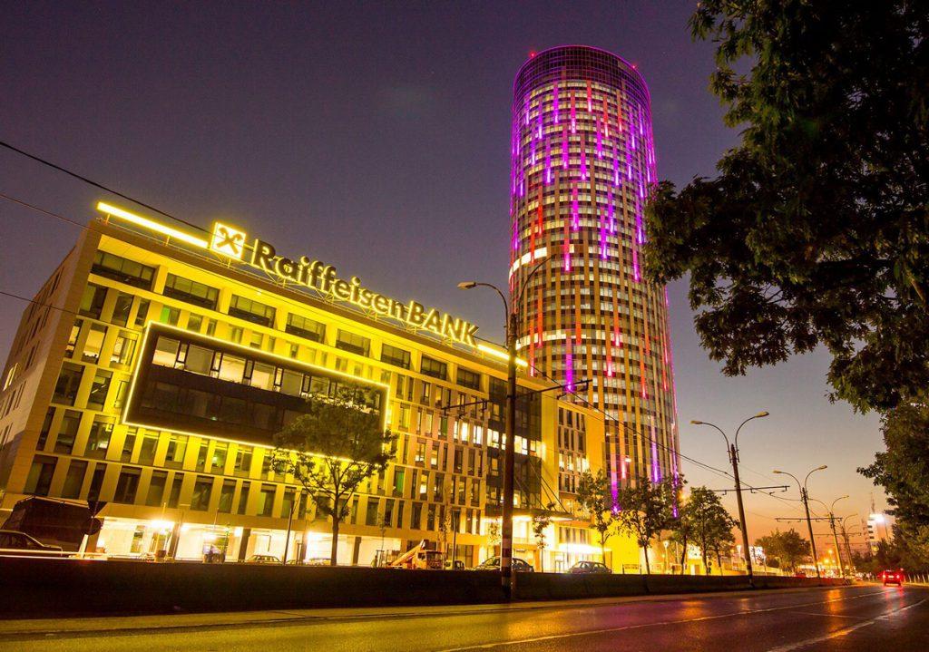 Raiffeisen Bank a făcut un profit de 384 milioane de lei în primele șase luni din 2019, majorându-și portofoliul de credite cu 11%