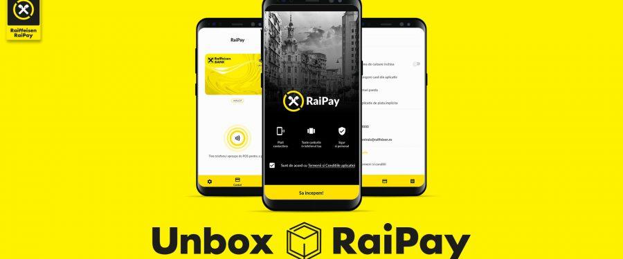 Raiffeisen Bank lansează plata cu telefonul mobil. Steven van Groningen: RaiPay vine natural să completeze suita de aplicații digitale lansate anul acesta