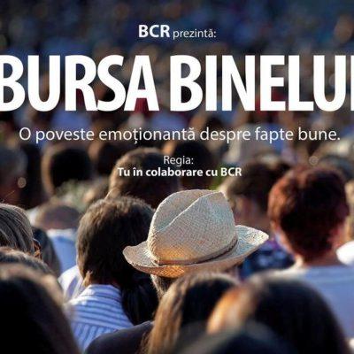 Bursa Binelui, un proiect creat și susținut de BCR aniversează șapte ani și donații atrase în valoare de peste 3.000.000 de lei