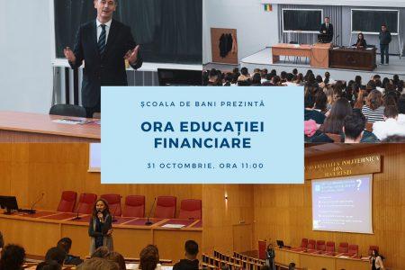 De Ziua Mondială a Economisirii, BCR va preda o oră de educație financiară simultan pentru 12.000 de copii și tineri