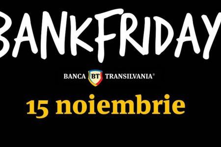 Cu ce oferte vin băncile de Black Friday. Banca Transilvania: cele mai ieftine credite de nevoi personale. Oferte și pentru clienții din Italia