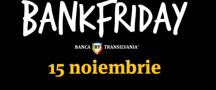Cu ce oferte vin băncile de Black Friday. Banca Transilvania oferă credite cu dobânzi avantajoase și bilete reduse la Untold și meciurile Simonei Halep