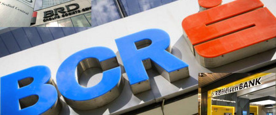 BCR, BRD și Raiffeisen Bank devin acționari cu cote egale în CIT ONE