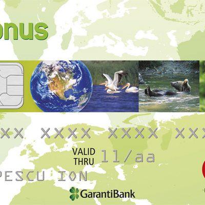 Garanti BBVA a direcționat 1,49 milioane lei pentru proiecte de mediu ale WWF Fondurile sunt susținute de bancă și de posesorii WWF Bonus Card, primul card de credit cu afinitate ecologică din România