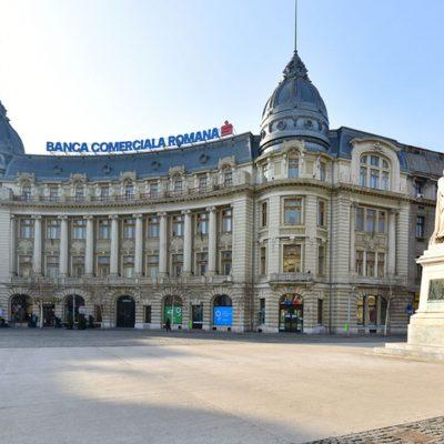 Clădirea istorică a BCR din Piața Universității a fost cumpărată de un fond de investiții cu sediul în Luxemburg