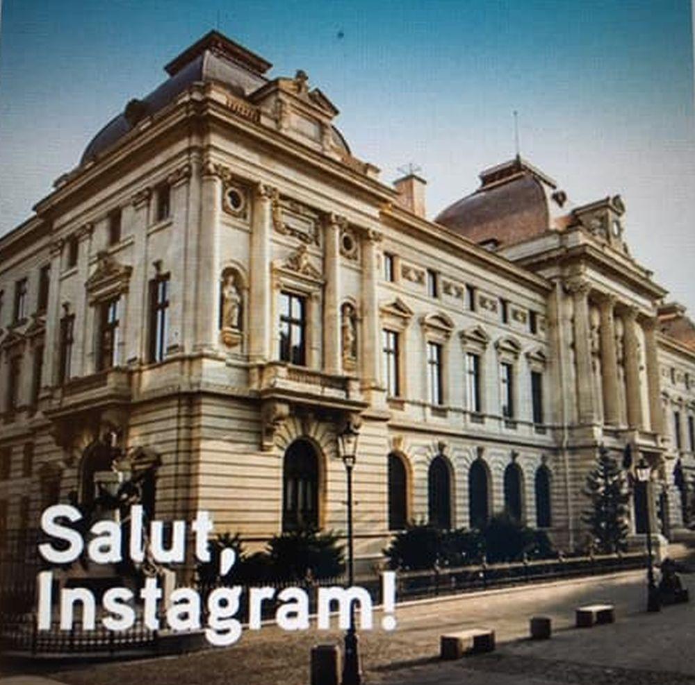 BNR își extinde prezența în mediul online: Salut, Instagram!