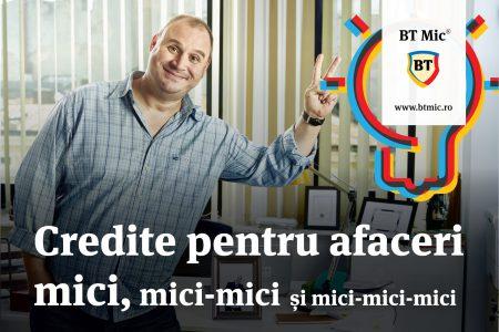 IFC oferă 16 milioane de dolari companiei BT Mic pentru finanțarea microcompaniilor şi a femeilor cu spirit antreprenorial din România
