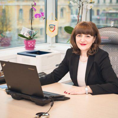 Banca Transilvania este cel mai mare emitent de carduri din România. Gabriela Nistor, BT: Avem 4 milioane de carduri, dintre care 500.000 de carduri de credit