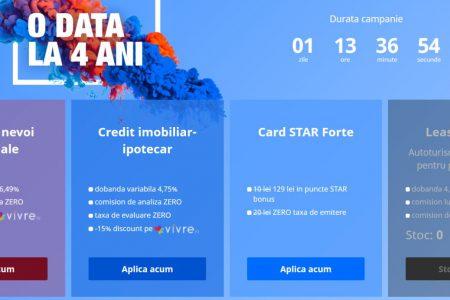 #odatala4ani. BT, inspirată de anul bisect: discount-uri rare în 28 şi 29 februarie