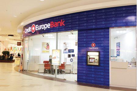 CORONACRIZĂ. Credit Europe Bank suspendă inițierea acțiunilor de executare silită și oferă la cerere soluții personalizate clienților cu credite ipotecare