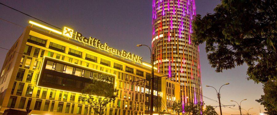 Profit net de 779 milioane de lei pentru Raiffeisen Bank în 2019