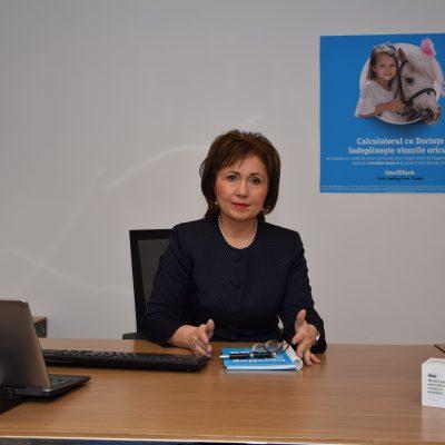 """CORONACRIZĂ. Mioara Popescu, Idea::Bank: """"Suntem o bancă cu orientare digitală și acum ne prinde foarte bine strategia pe care ne-am asumat-o. Vom oferi soluții clare și concrete clienților aflați în dificultate"""""""