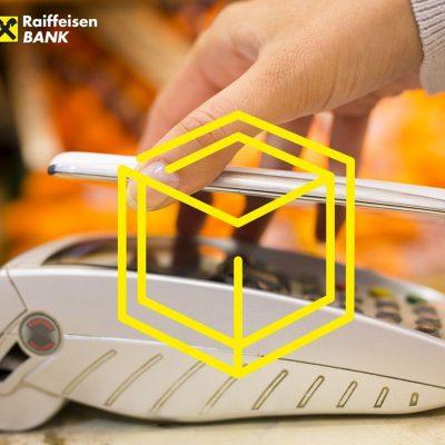 CORONACRIZĂ. Raiffeisen Bank încurajează plățile electronice. Banca anunță comisioane 0 la încasări prin POS și e-commerce