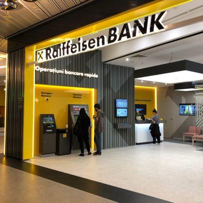 Raiffeisen Bank are cea mai descărcată aplicație de mobile banking în martie 2020