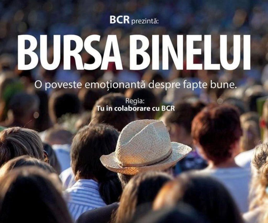 Bursa Binelui, platformă susținută de BCR, a strâns în martie 2.020 donații în valoare de peste 200.000 lei pentru 26 de ONG-uri. Cinci dintre proiecte luptă împotriva COVID-19