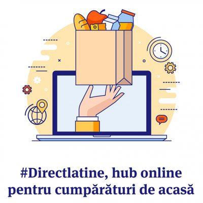 Banca Transilvania lansează împreună cu clienţii Direct La Tine, hub online pentru cumpărături de acasă