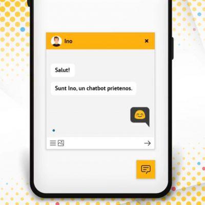 Banca Transilvania a lansat un nou chatbot. Ino este un asistent virtual dedicat clienţilor care vor informaţii despre amânarea ratelor