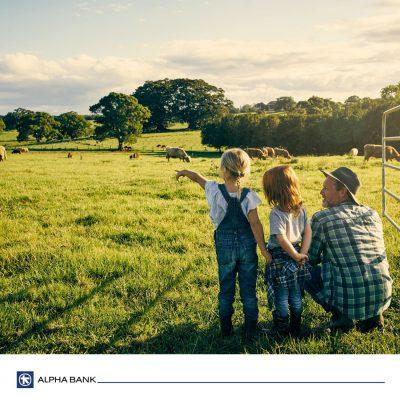 Alpha Bank România continuă parteneriatul cu APIA pentru finanțarea agriculturii și în acest an