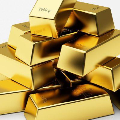 Valoarea rezervei de aur de la BNR atinge un nivel record