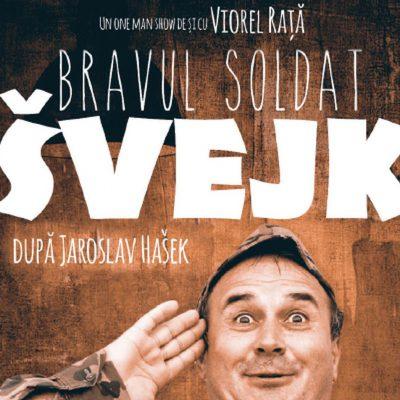 Bravul Soldat Švejk raportează în Raiffeisen Art Proiect #StagiuneVirtuală