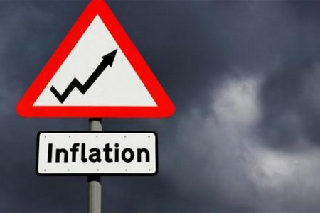 Rata anuală a inflaţiei a coborât la 2,3% în luna mai