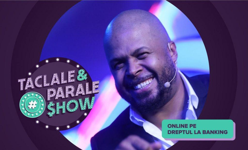 """#DreptulLaBanking lansează primul show online de educație financiară din România. """"La Taclale și Parale"""" va fi prezentat de CABRAL"""