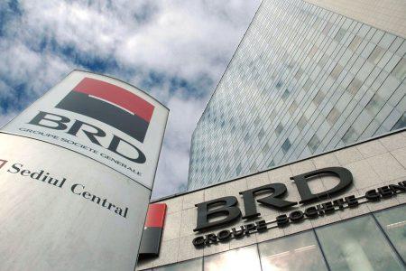 BRD Groupe, profit în scădere. Banca a suspendat rata creditelor pentru mai mult de 44 000 de clienți