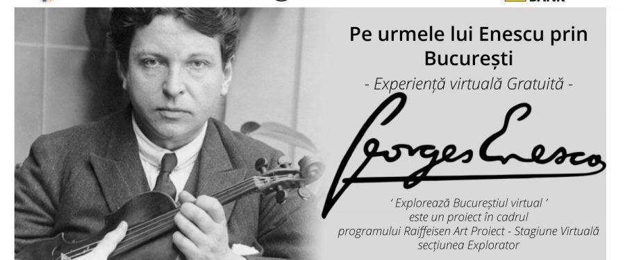 Raiffeisen Bank vă oferă Zilele Enescu: trei zile și trei nopți, o aniversare cu poveste