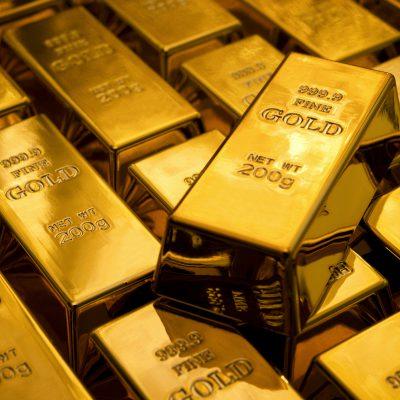 Rezervele internaționale, nivel record. Valoarea rezervei de aur a crescut cu 30% față de anul trecut