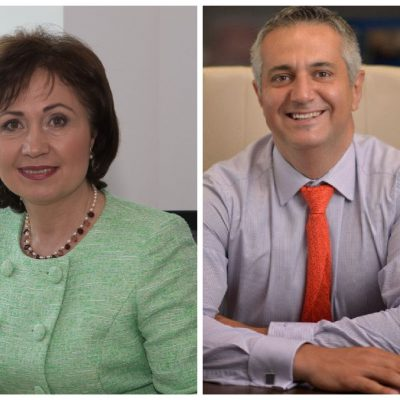 Mioara Popescu (Idea::Bank) și Cristian Agalopol (CitiBank), noii bancheri din conducerea Asociaţiei Române a Băncilor