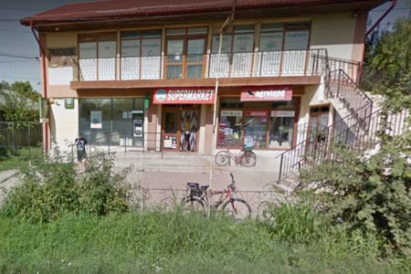 Un nou jaf la bănci. Bancomatul CEC Bank din Tuluceşti, Galați, a fost detonat