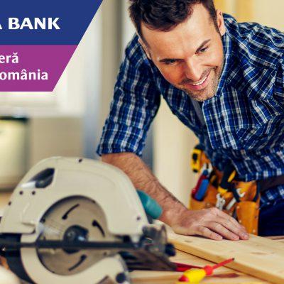 Patria Bank a obținut dublarea plafonului alocat în cadrul programului IMM Invest, acesta atingând acum 280 de milioane de lei. Peste 1.000 de cereri au fost primite de la antreprenori, clienți existenți și noi