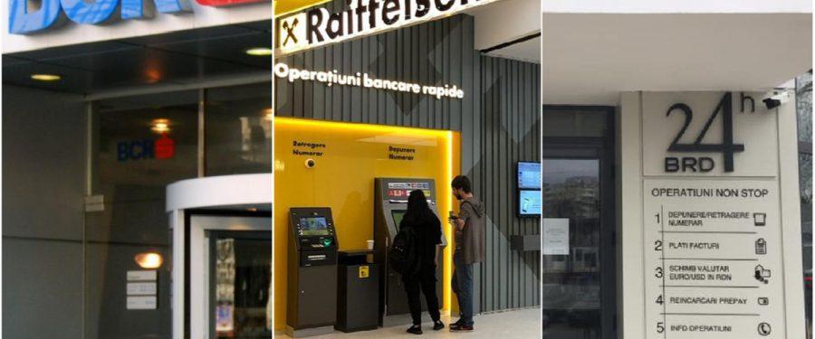 BCR, Raiffeisen Bank și BRD finalizează tranzacția prin care devin acționari cu cote egale în CIT ONE