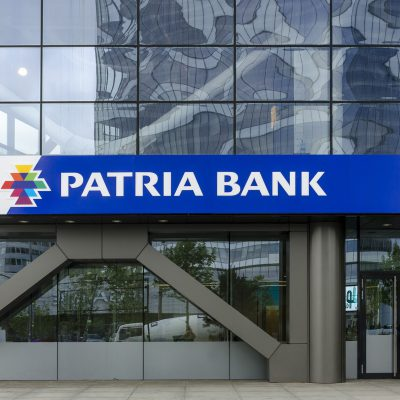 Patria Bank, profit net de 5,98 milioane de lei la 9 luni, în creştere cu 2%