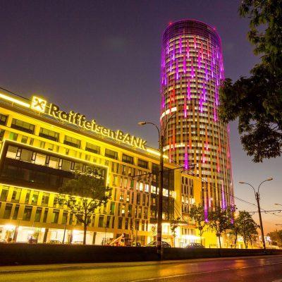 """Cu peste 1.800 de clienți Private Banking și active administrate de peste 5 miliarde de lei, Raiffeisen Bank a fost desemnată de revista Professional Wealth Management pentru al doilea an consecutiv """"Best Private Bank in Romania"""""""